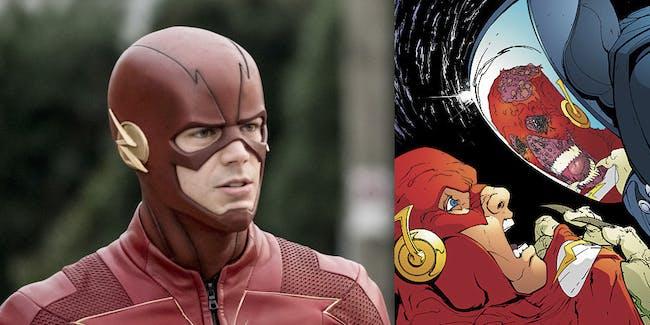 'The Flash' Season 5 Spin