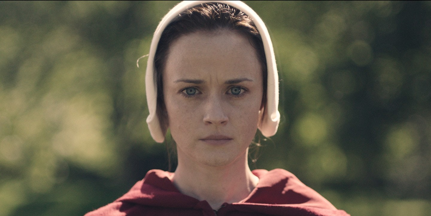 alternative end to the handmaid s tale The end of the handmaid's tale's second season might be the best horror from 2018, but hopefully, season three of the show acts as one of the big inspirational dramas of 2019 june and company.