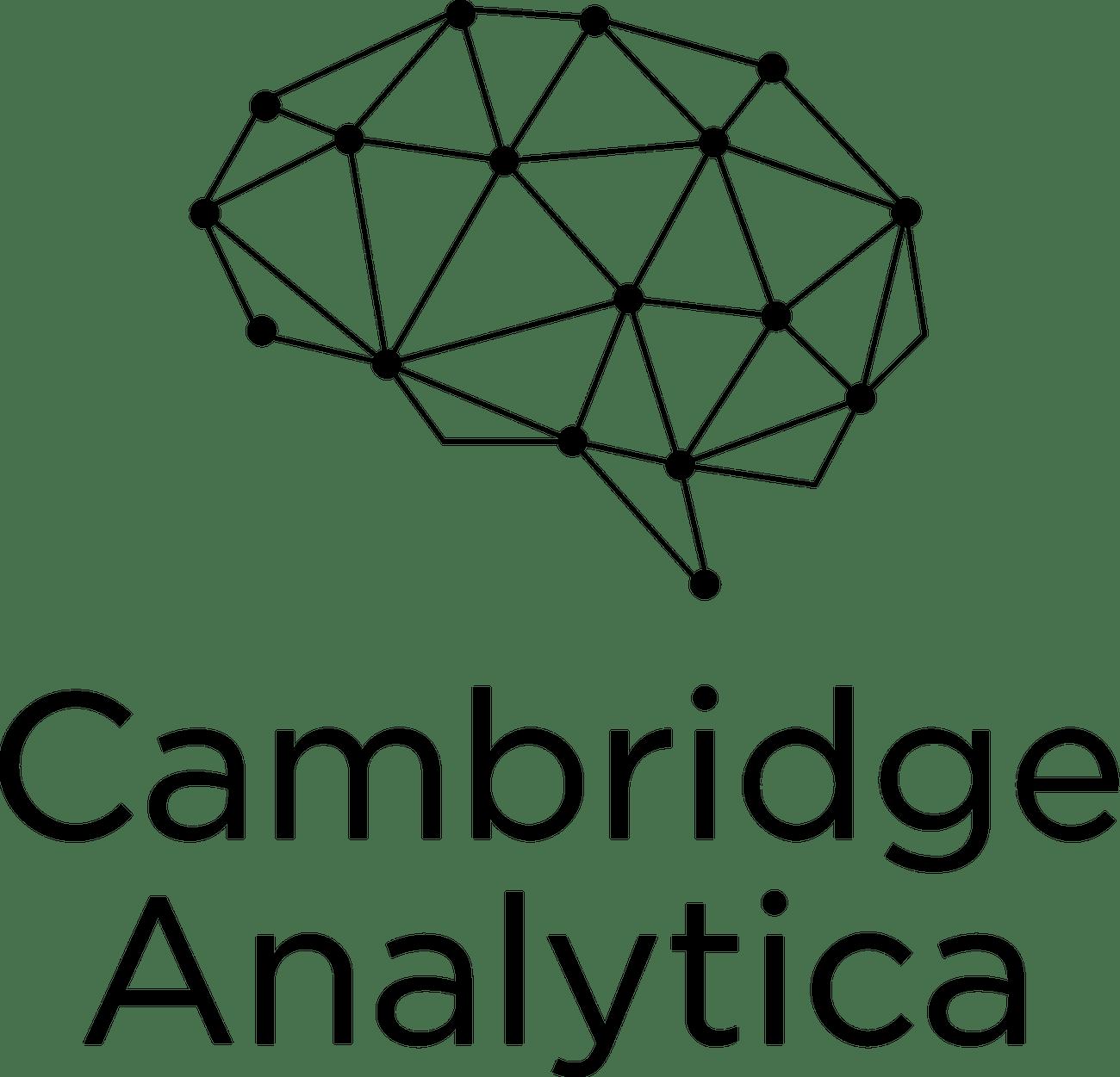 Cambridge Analytica's logo