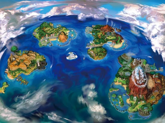 'Pokemon Sun' and 'Moon' Is a Big Gamble That Paid Off