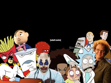 Every Adult Swim Show Ever, Ranked