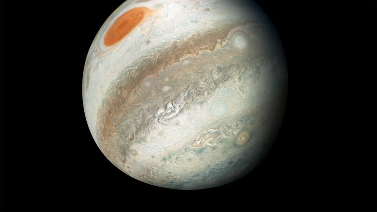 jupiter juno planet