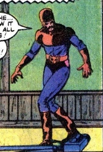 Kaecilius in the original Marvel Comics