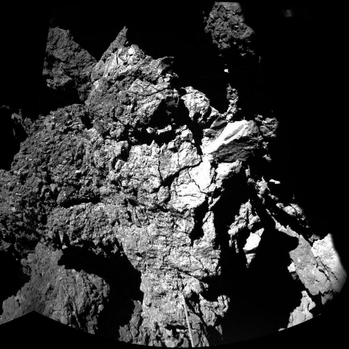 Rosetta Completes Historic Comet Landing, Ending ESA Mission