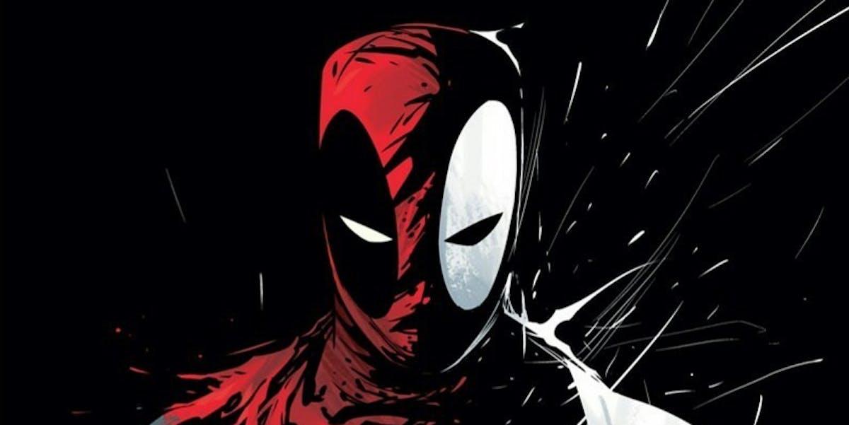 Cover for Marvel's Deadpool: Back in Black