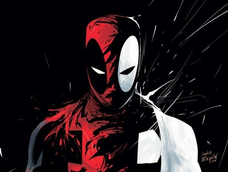 Cover for Marvel's Deadpool: Back in Black