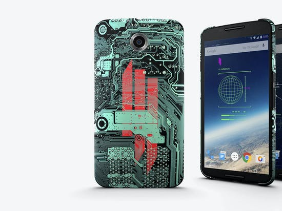 Skrillex's New Phone Case Is Ridiculously Tricked Out