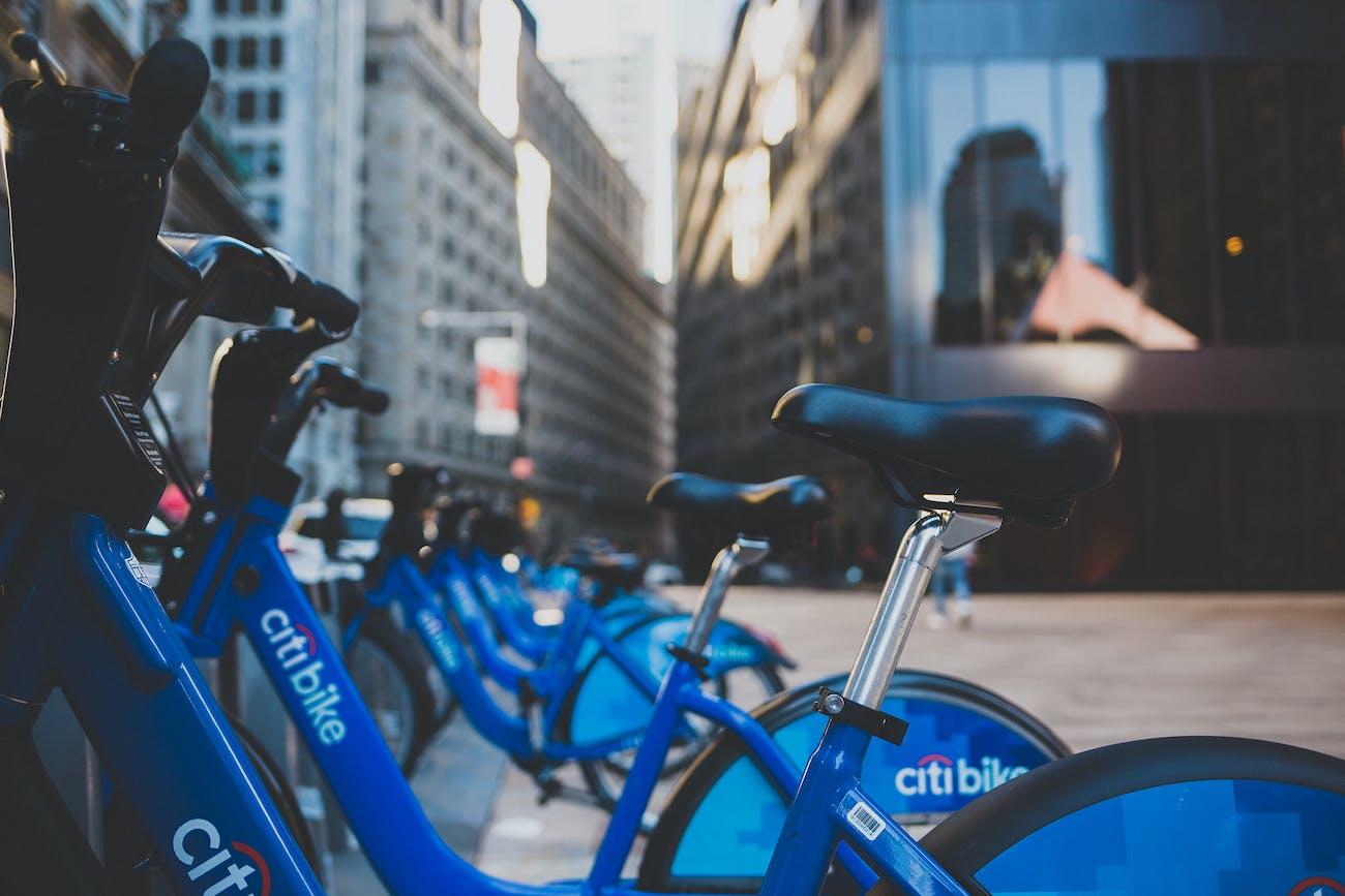 bike sharing citibike