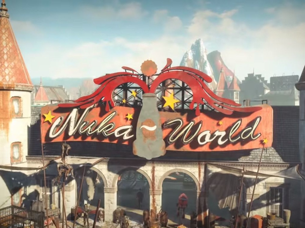 'Fallout 4' Looks to Go Out With a Bang in 'Nuka-World'