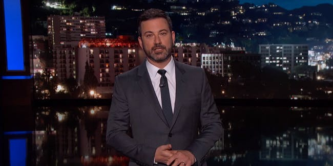 Jimmy Kimmel is sorry not sorry about his healthcare speech
