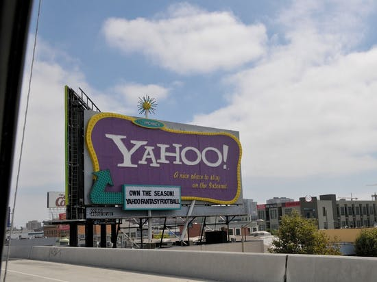 Yahoo Is Dead, and Verizon May Buy Its Corpse