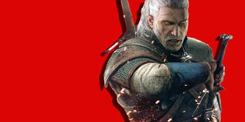 The witcher Netflix television series