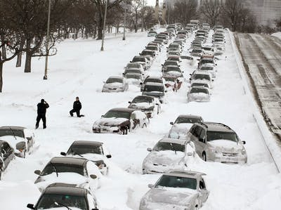 Winter Storm Stella Doesn't Mean That Global Warming Is a Hoax