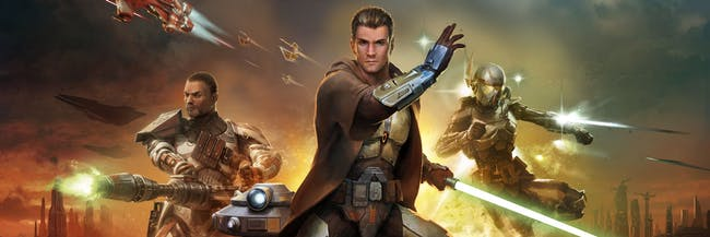 It looks like we might never get some live-action 'Old Republic'.