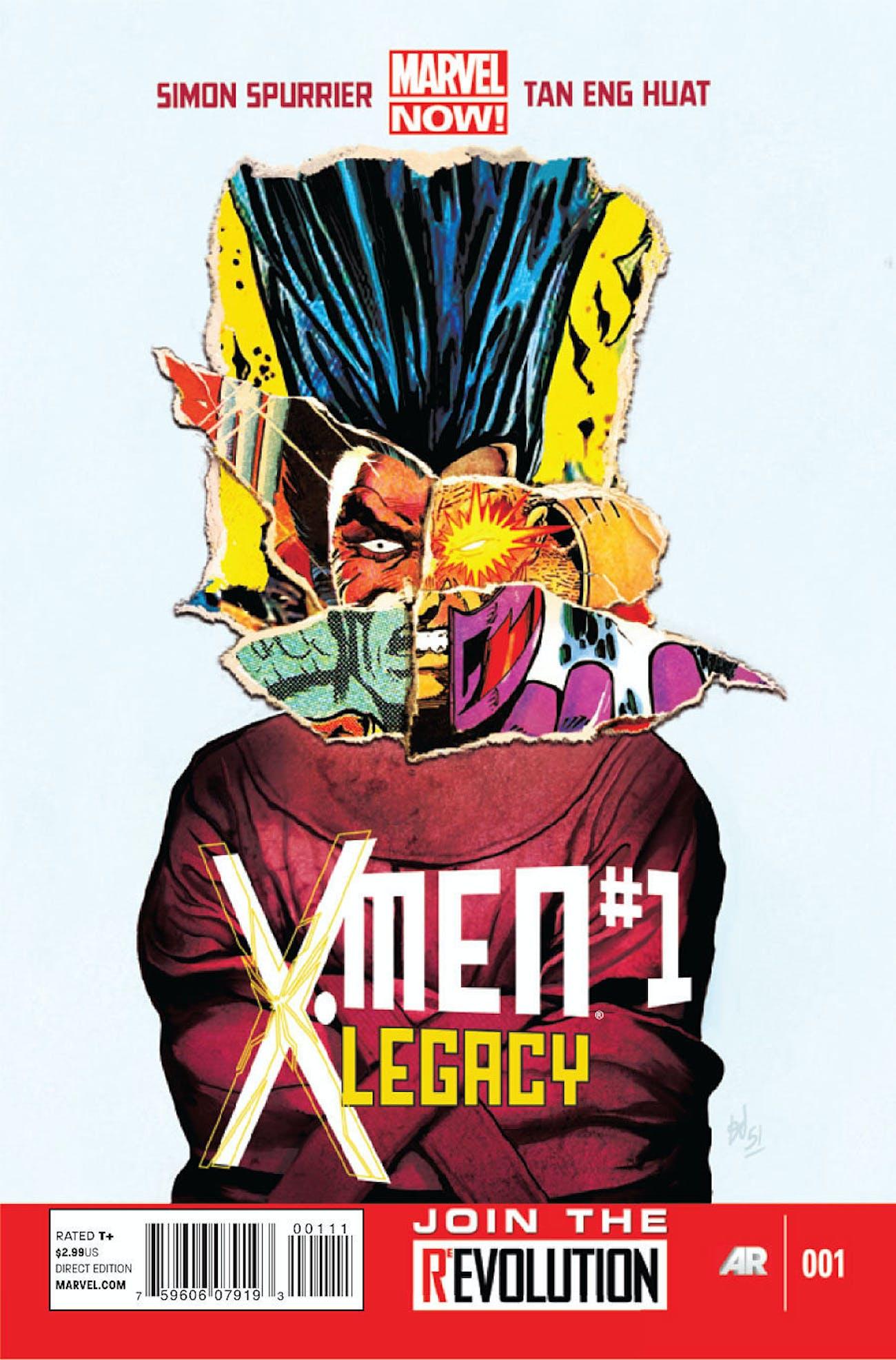 Legion Covers Marvel