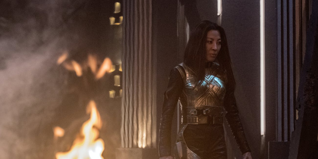Michelle Yeoh in 'Star Trek: Discovery'