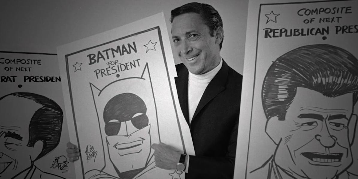"Why Is the 'Joker' Trailer Paying Tribute to Batman ""Creator"" Bob Kane?"