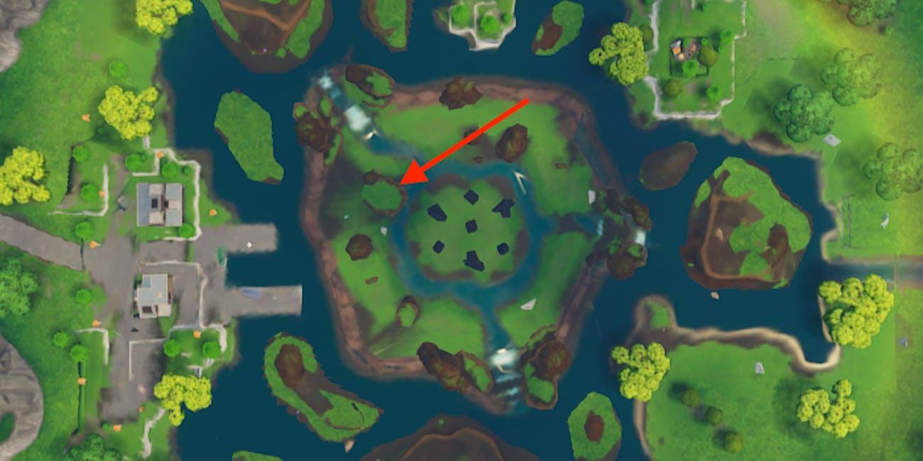 Fortnite' Week 9 Secret Battle Star Location: Loading Screen