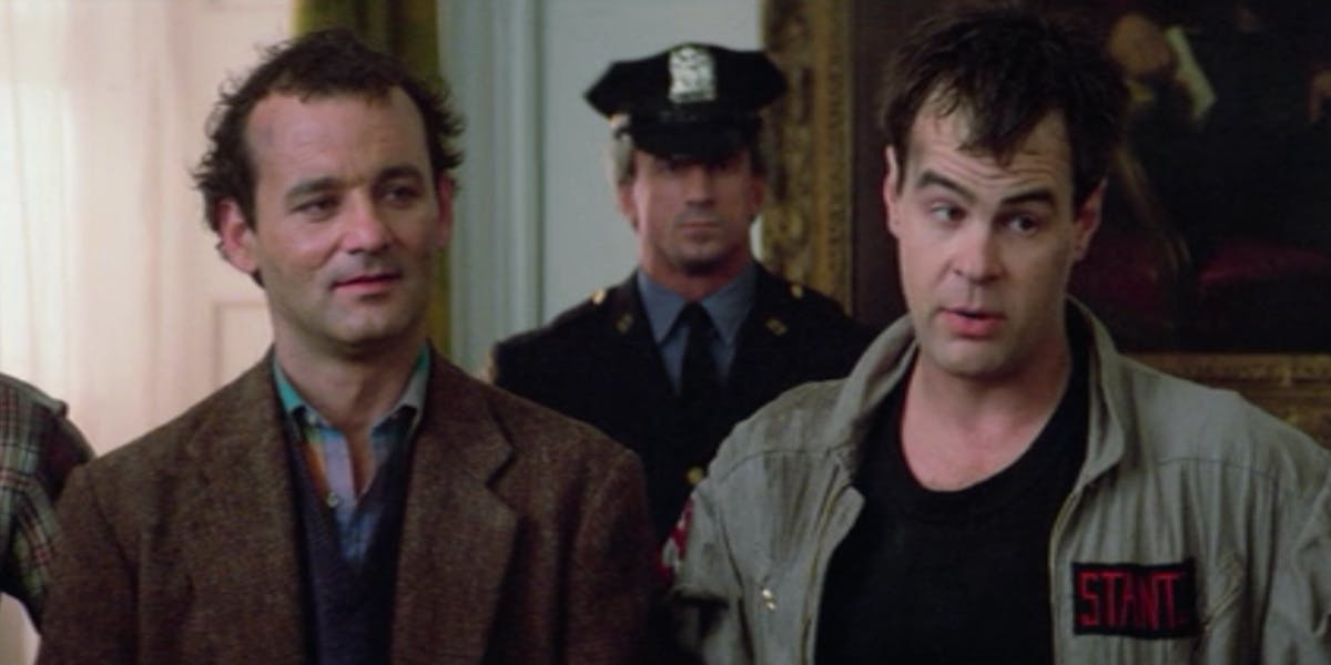 Ghostbusters Cinematic Universe