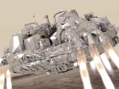 A Computer Glitch Might Have Killed the Mars Schiaparelli Lander