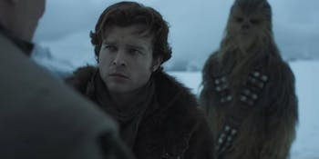 'Solo' might undo everyone's least favorite Star Wars movie ever.