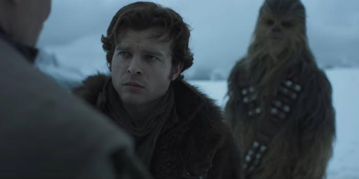 'Solo' might undo everyone's least favorite Star Wars movie ever.