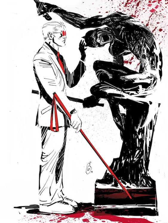 Charles Soule Daredevil