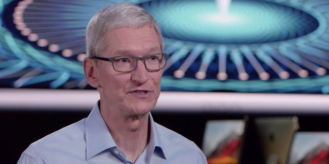 Unlike Steve Jobs, Tim Cook Says Watching Porn On Your