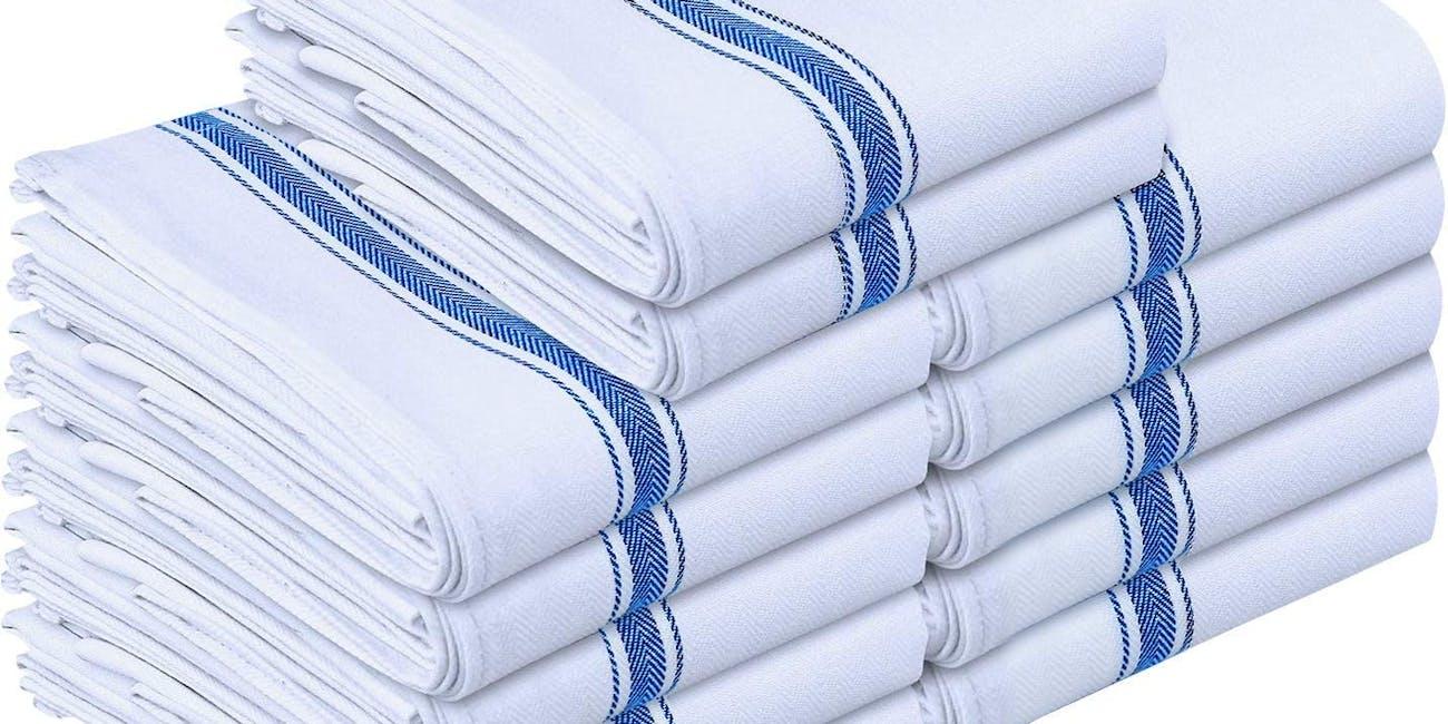 Utopia Towels Kitchen Towels 12 Pack]