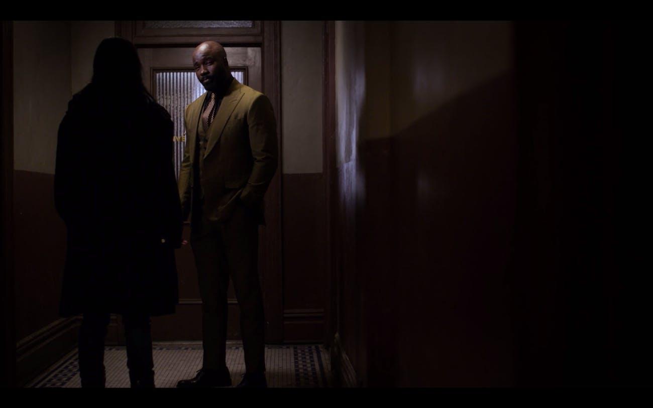 Jessica Jones Season 3 Luke Cage