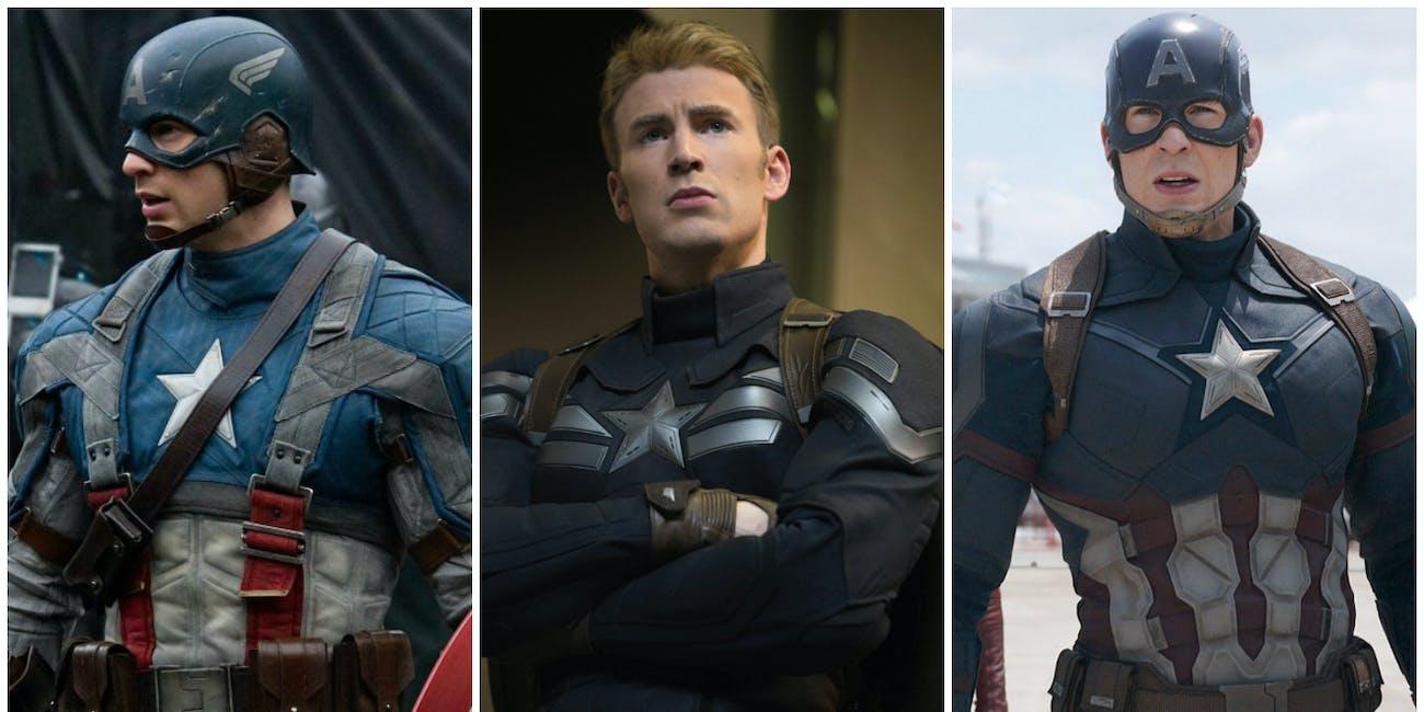 Captain America Civil War Caps Off Marvel S Best Trilogy Inverse