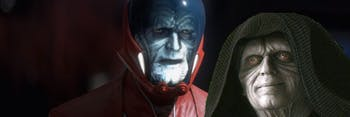 Palpatine returns from death in 'Star Wars Battlefront II' with a special message.