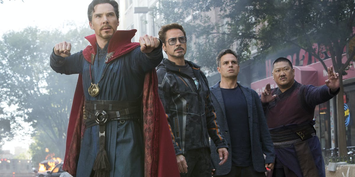 Marvel Doctor Strange Infinity War