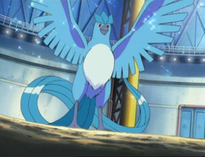 Pokemon GO Legendary Bird Articuno