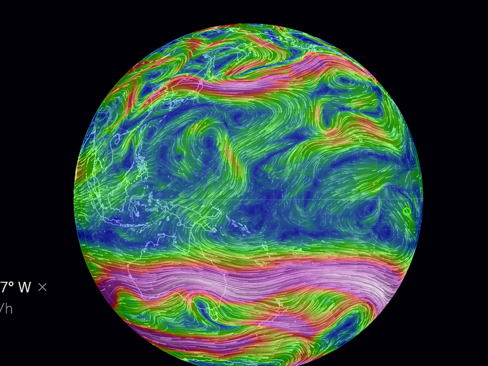 Don't Freak Out About Jet Streams Crossing the Equator