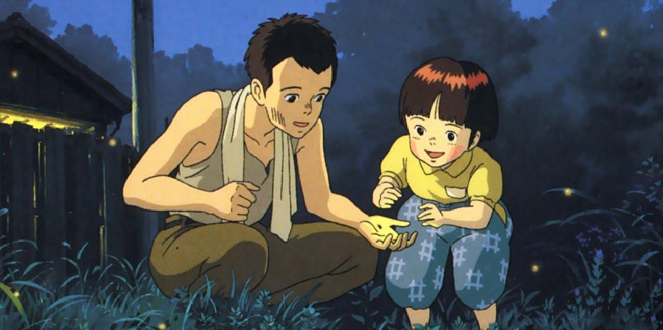 Isato Takahata Grave of the Fireflies