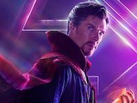 Avengers Doctor Strange