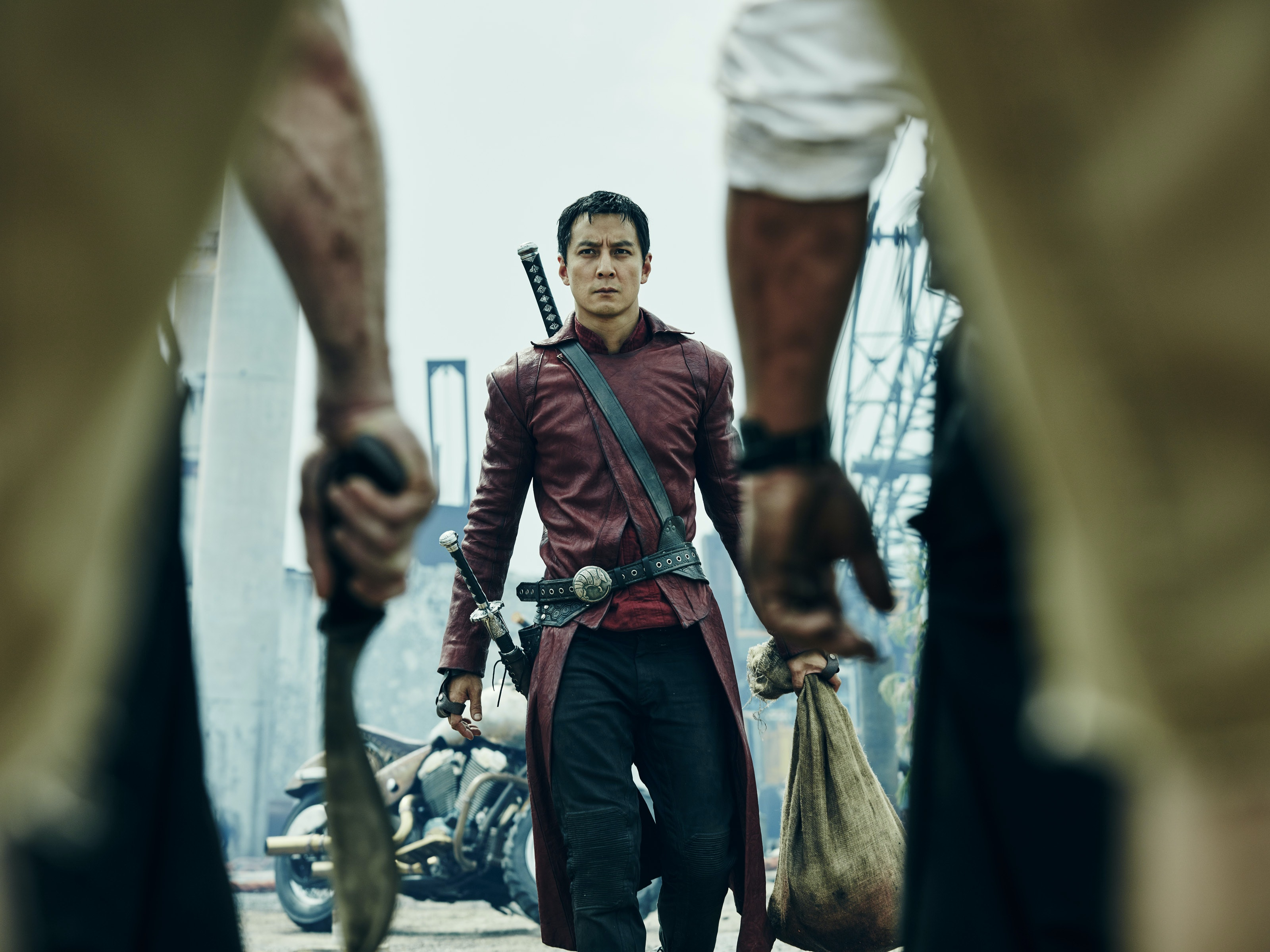 'Into the Badlands,' 'Kung-Fu,' and the Asian Journey to the West