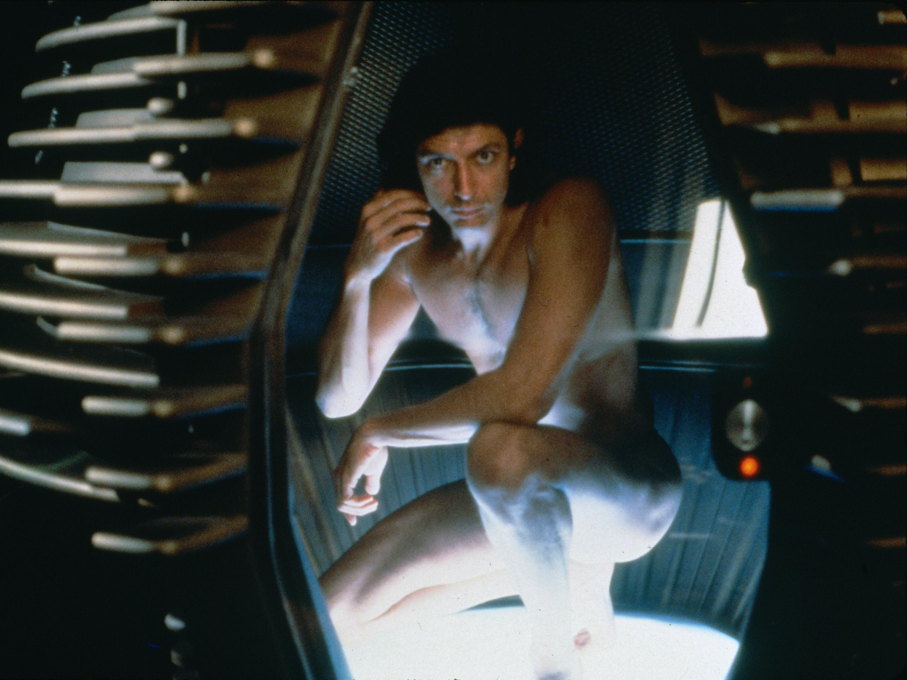 Meet the Man Who Blew up Jeff Goldblum's Head in 'The Fly'