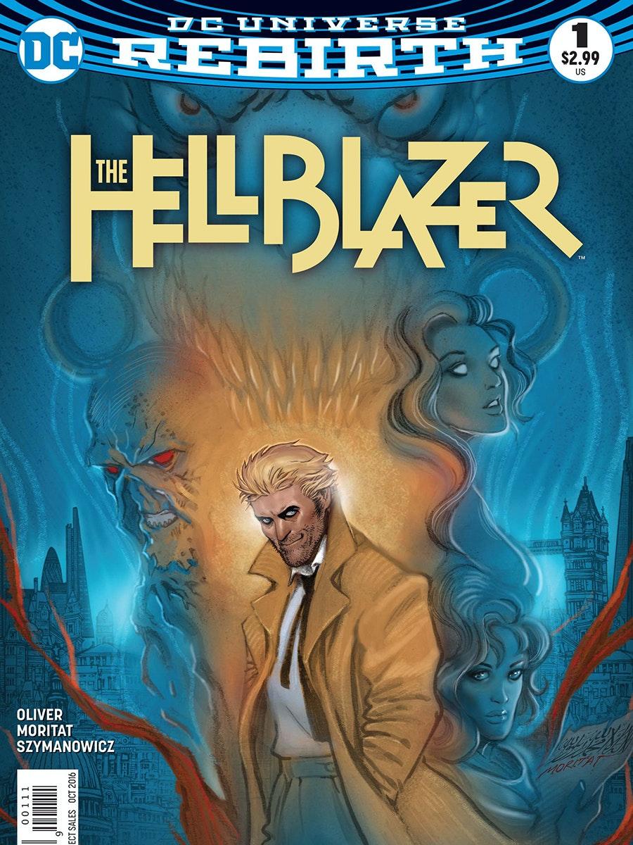 'The Hellblazer' #1