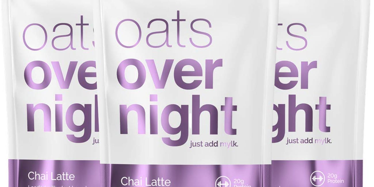 Check Out This Overnight Oats Prime Day Launch