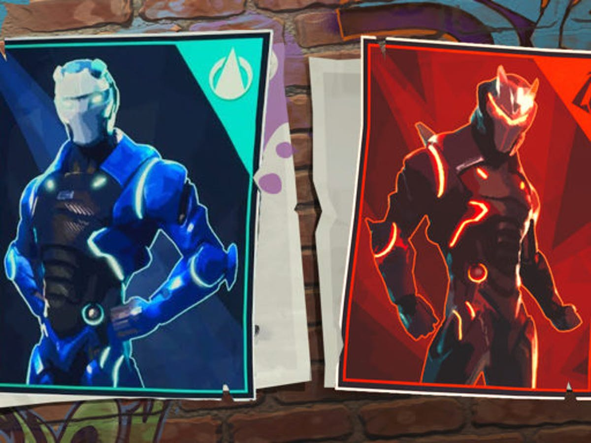 fortnite poster locations map where to spray over carbide and omega inverse - fortnite omega carbide posters