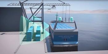 Yara Birkeland autonomous cargo ship zero emissions