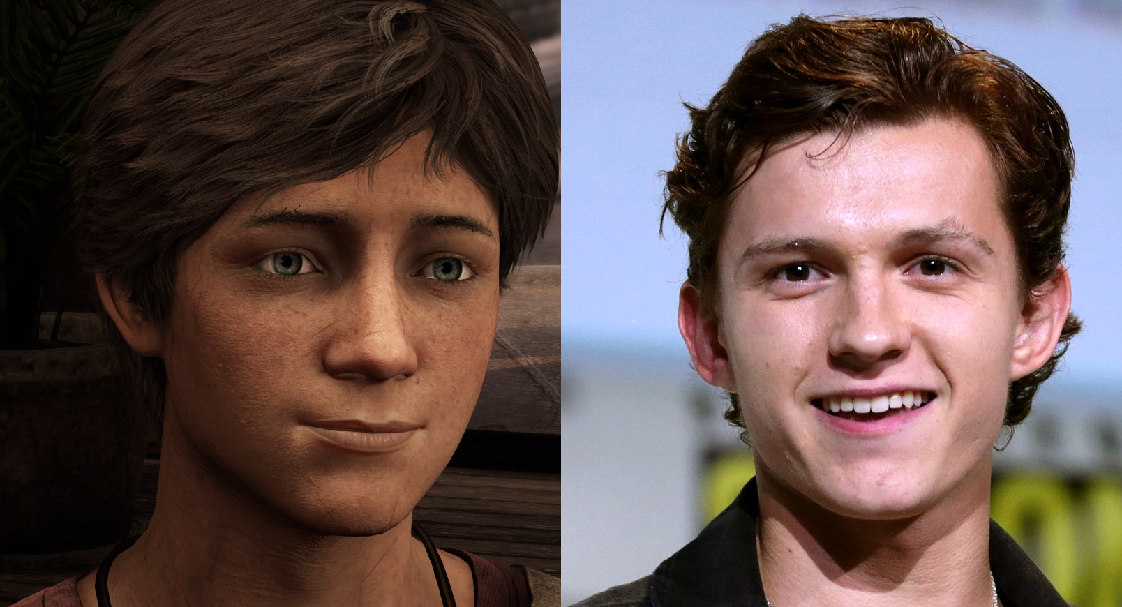 Uncharted Movie Casts Tom Holland As Young Nathan Drake