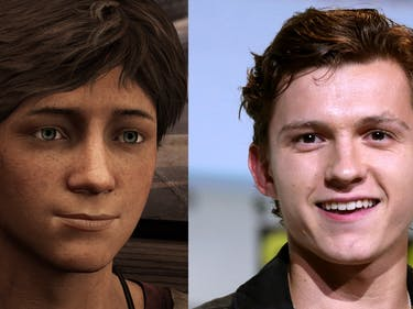 Tom Holland Will Lead 'Uncharted' Nathan Drake Origin Story Movie