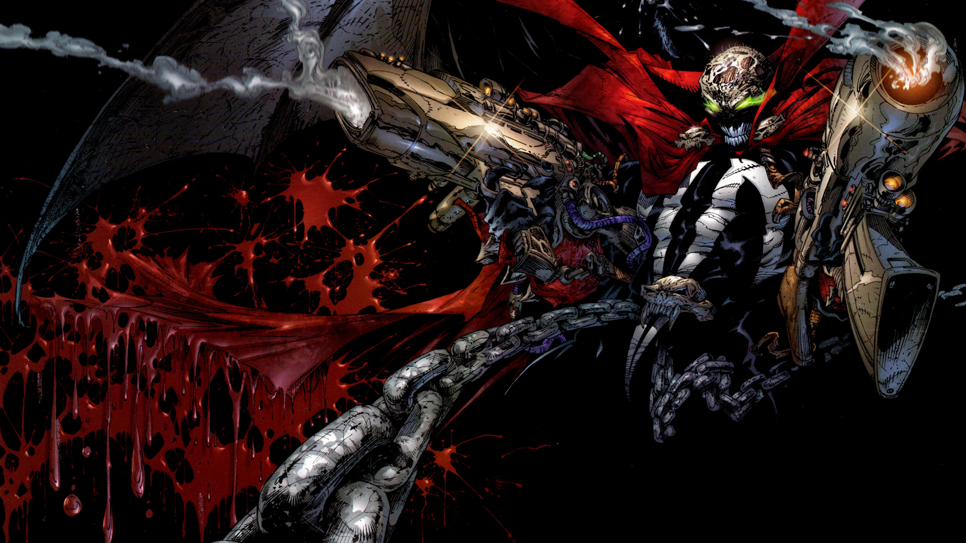 todd mcfarlane just finished his u0027spawn u0027 reboot movie script inverse