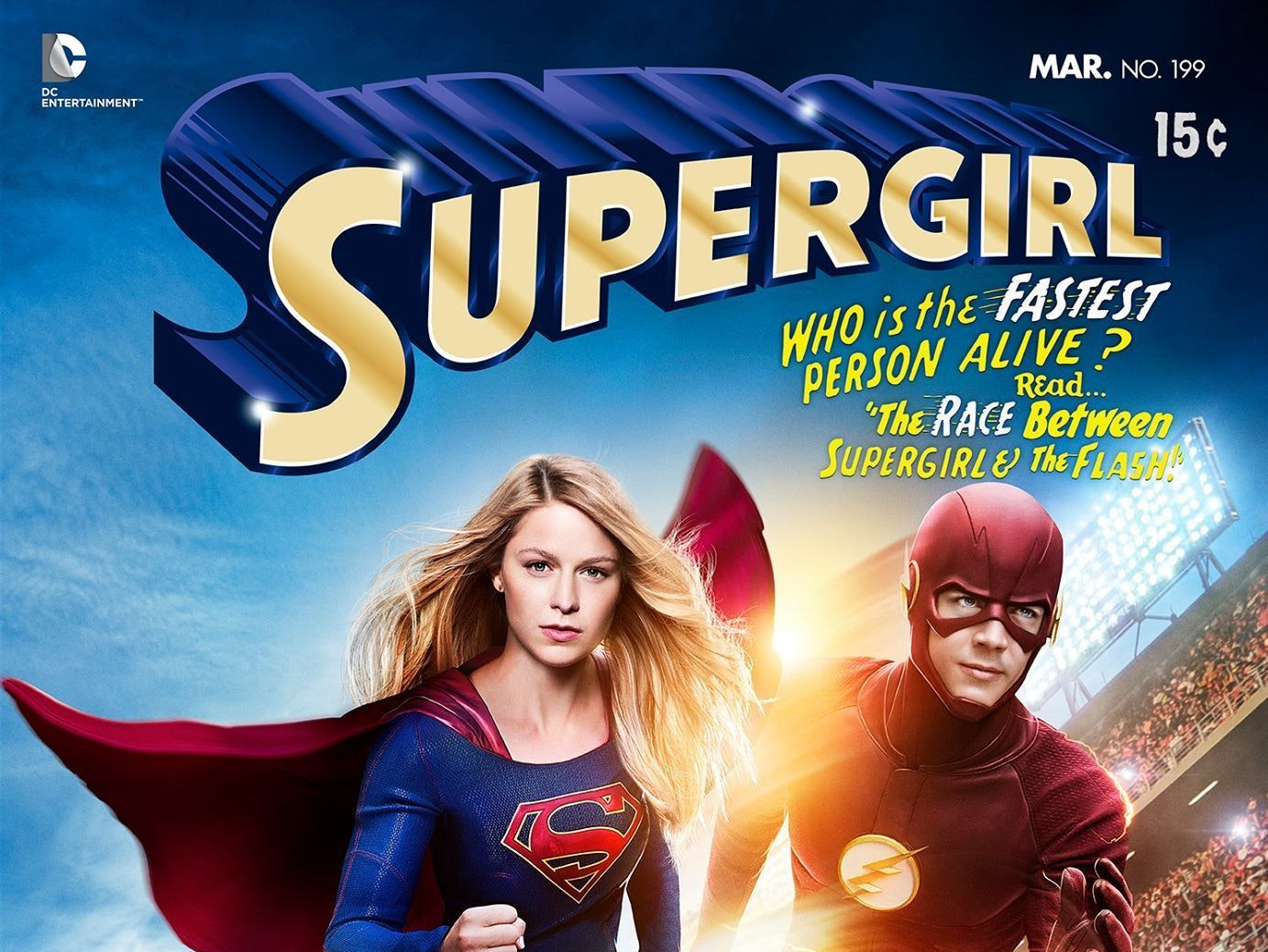 DC Comics Television Is Now Primed for 'Crisis' and 'Supergirl' Must Be the Center