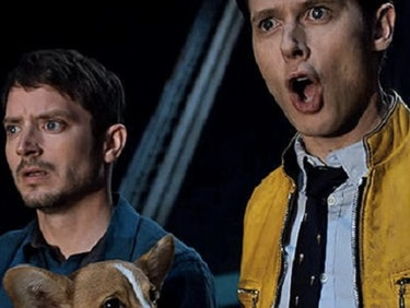 Time Travel Creates Destructive Bromance on 'Dirk Gently'