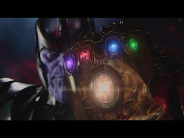 "Thanos Creator Says ""Hey Marvel, Give Me Infinity War Money"""