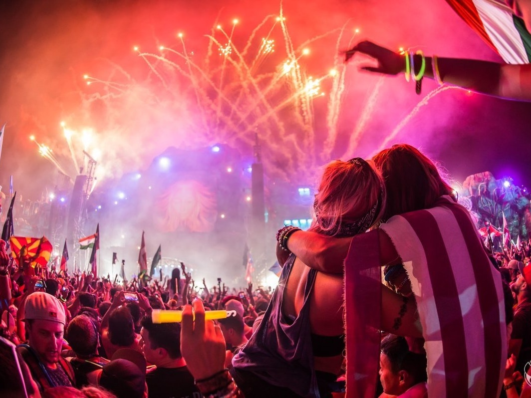 The Scientific Way to Create a Music Festival Drug Schedule